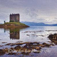 Castle Stalker, Appin, Argyll.