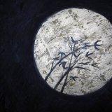 Moon and Bamboo