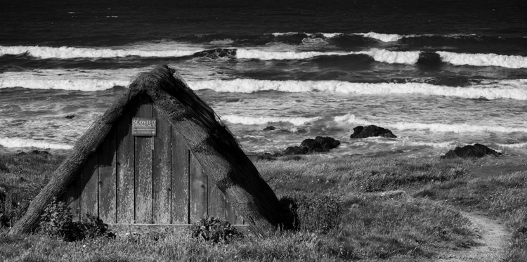 The Seaweed Drying Hut