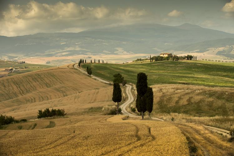 The home of the Gladiator Marcus Aurelius