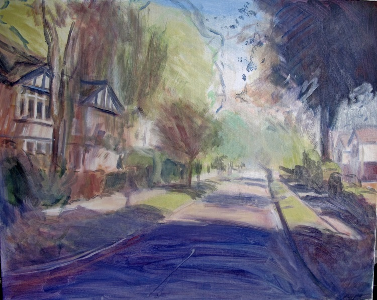 The Avenue - (unfinished)