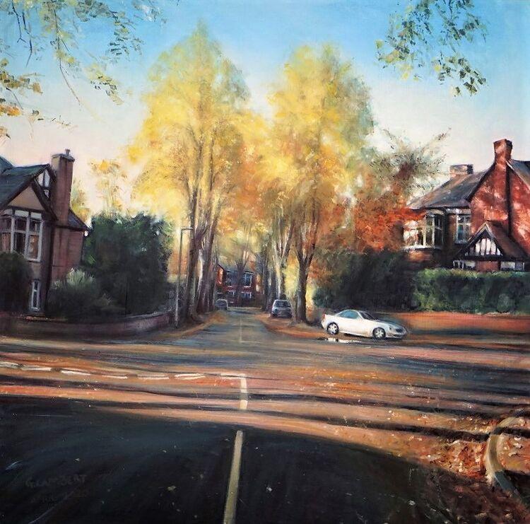 Clayton road Didsbury