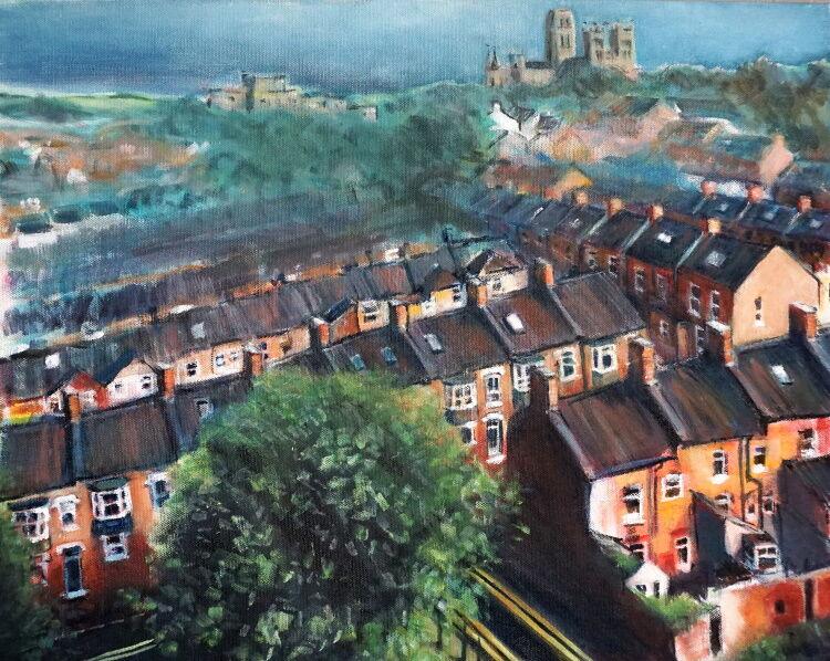 Durham rooftops