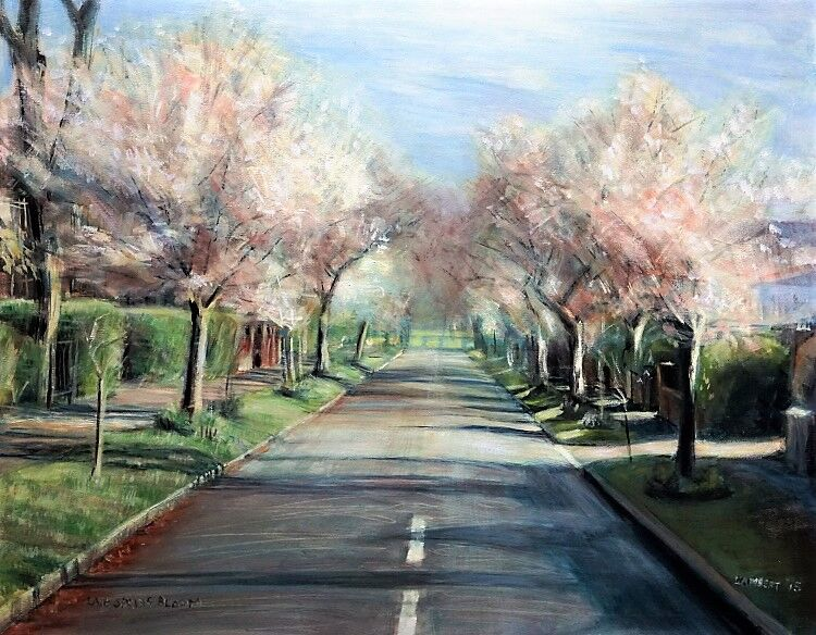 The Avenue - spring