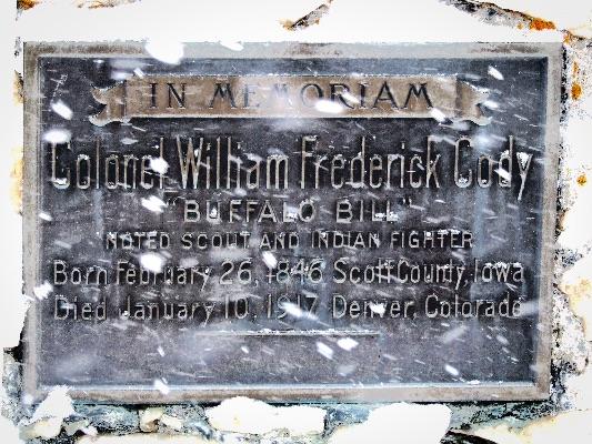 Buffalo Bill's Grave, Denver, Colorado
