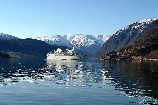 Norwegian Fjords  2005