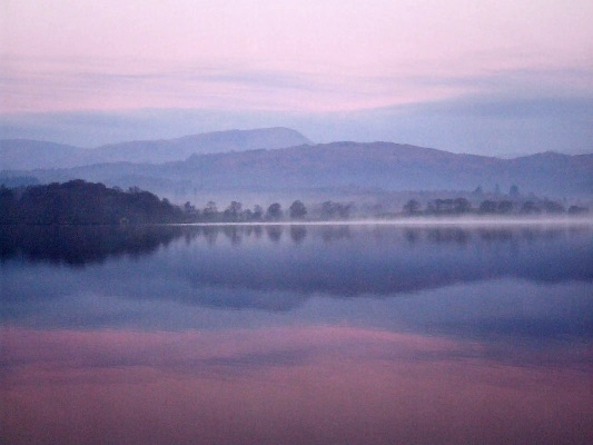 Windermere early morning