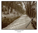 Cromford Canal Snow