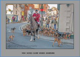 Four Shires Blood Hounds Boxing Day 2016