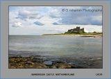 LA195 Bamborough Castle