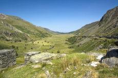 Nant Ffrancon Pass North Wales