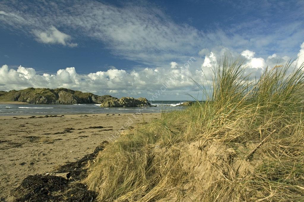 Newborough Beach towards Llanddwyn Island