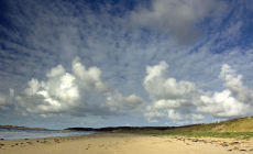 Newborough Beach Sky