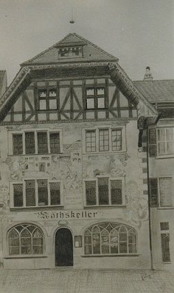 Rathskeller Inn, Switzerland