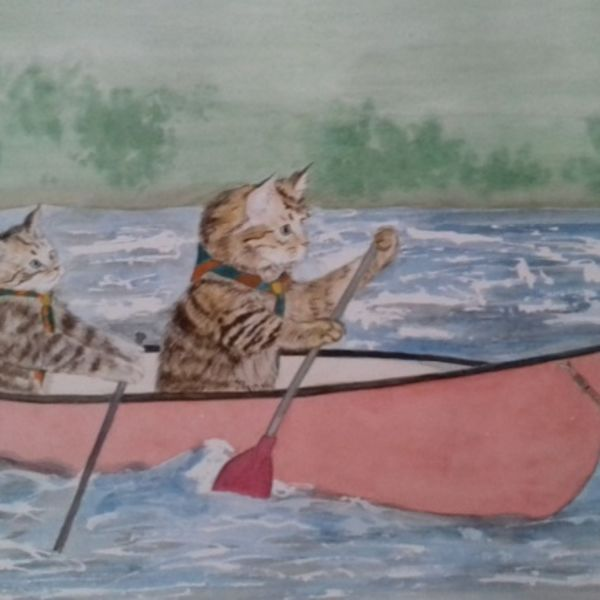 The Scout Canoe Trip