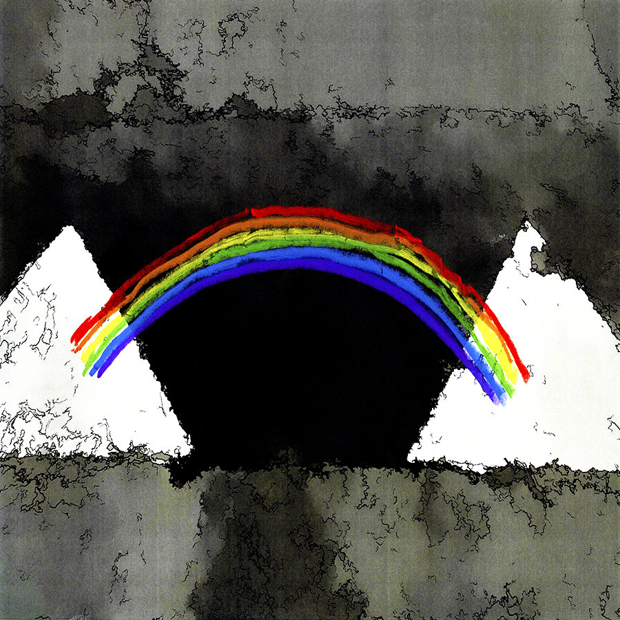 Pyramid Rainbow