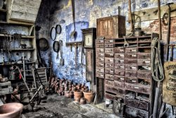 5. Old Potting Shed