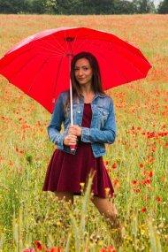 model poppies4