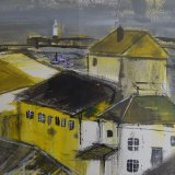 Yellow and grey houses jpg