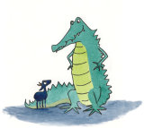 From ' Duiker and the crocodile'