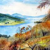 Autumn on the Loch