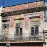 Olhao old facade