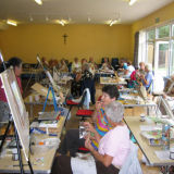 Large Pastel Workshop