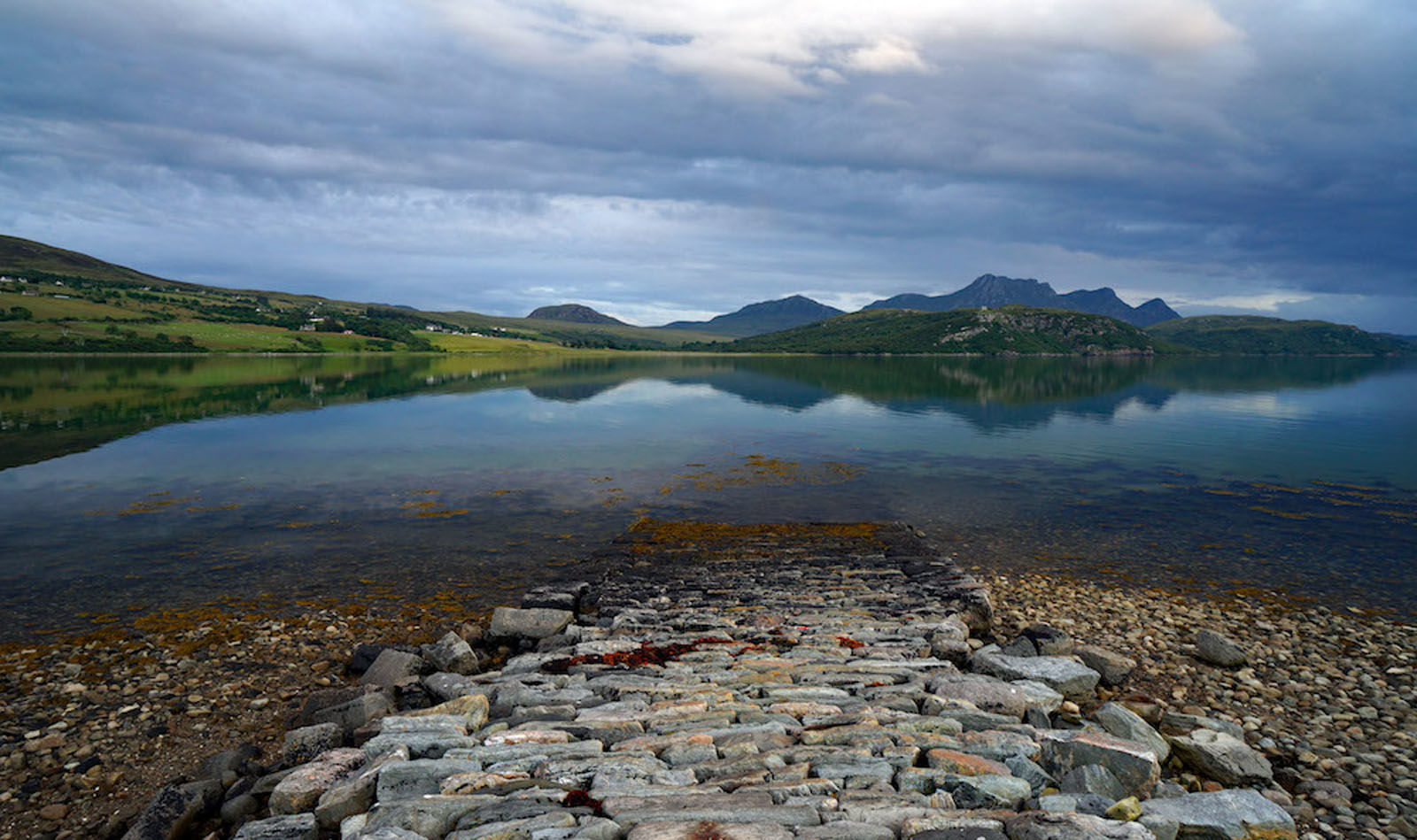 The Cobbled Jetty
