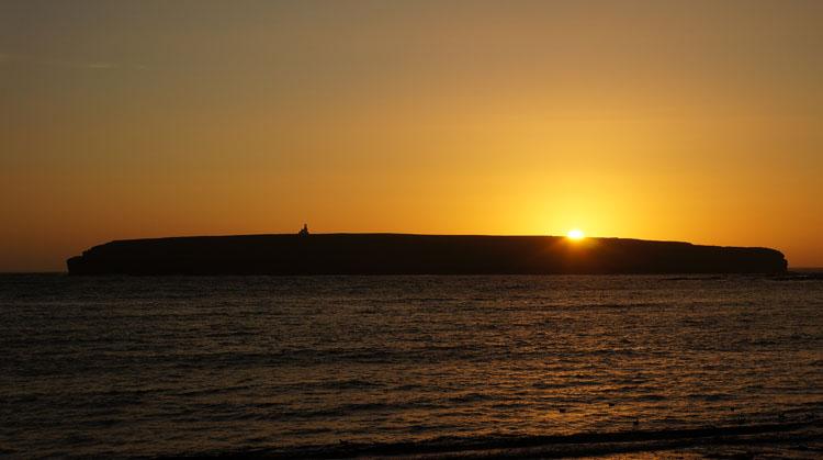 Birsay Island Sunset