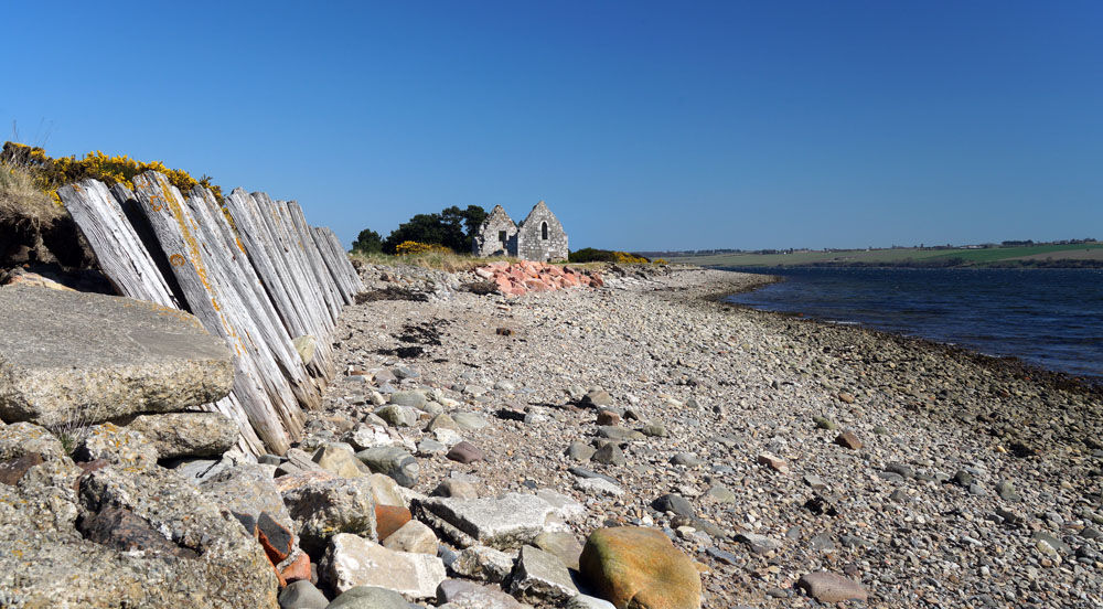 The Bothy and Old Jetty