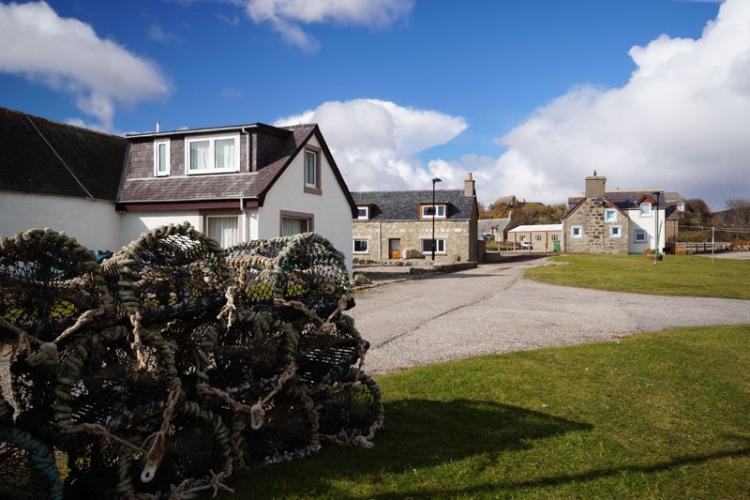 Cottages & Creels