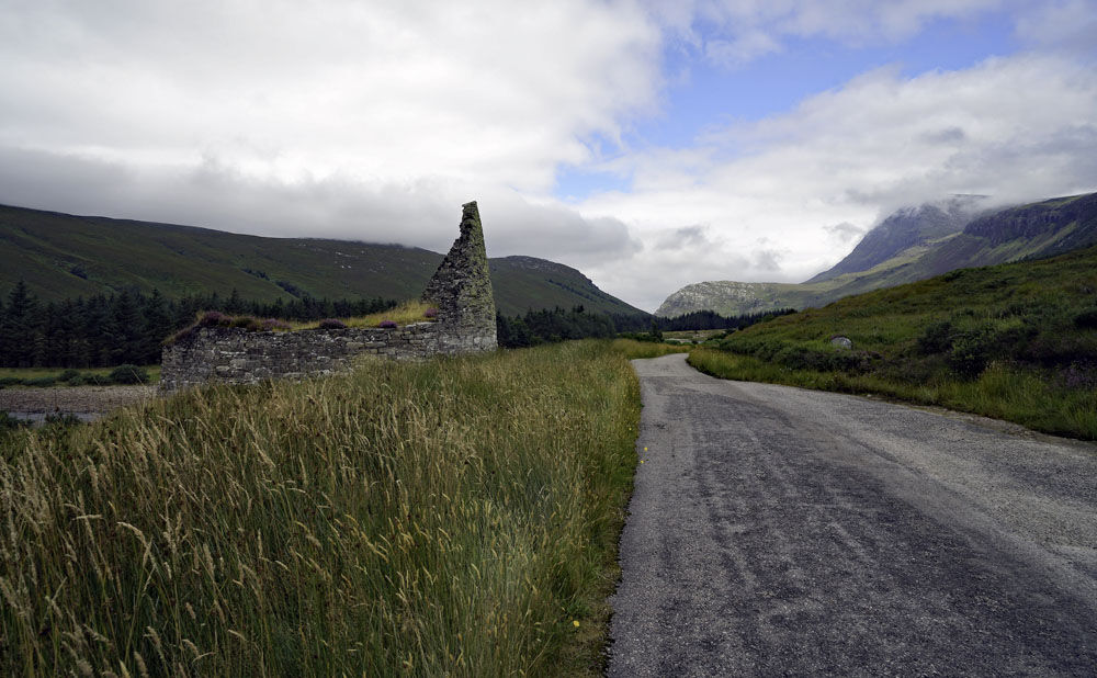 The Broch and the Ben
