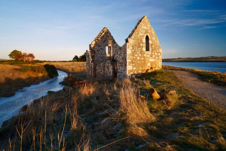The Old Salmon Bothy