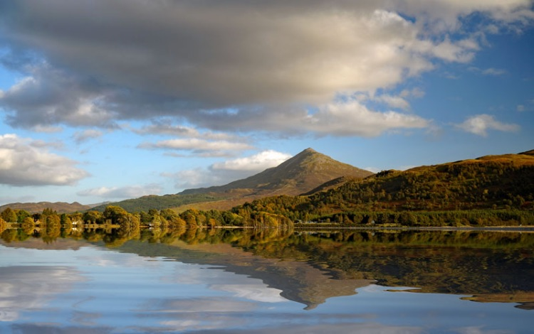 Fairy Mountain (Schiehallion)