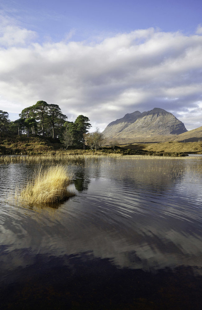 The Loch and the Mountain