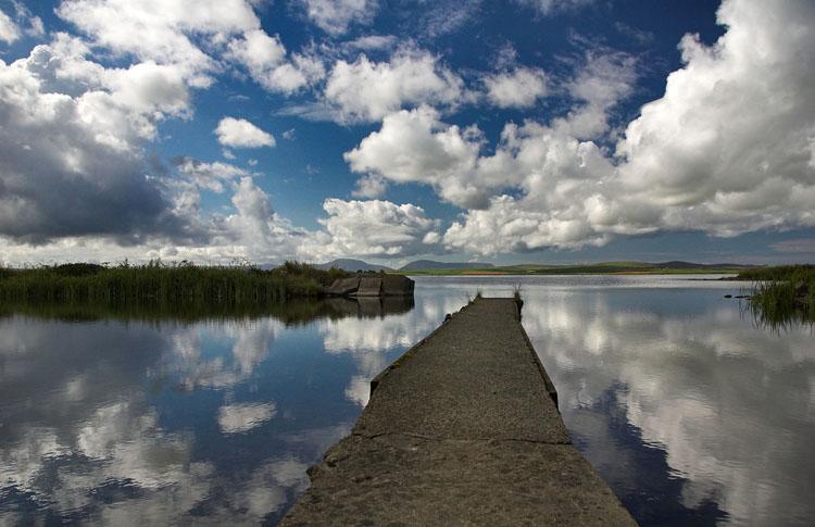 Loch Harray Jetty