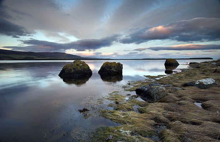 Twilight, Loch Fleet