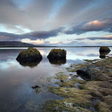 Twilight, Loch Fleet