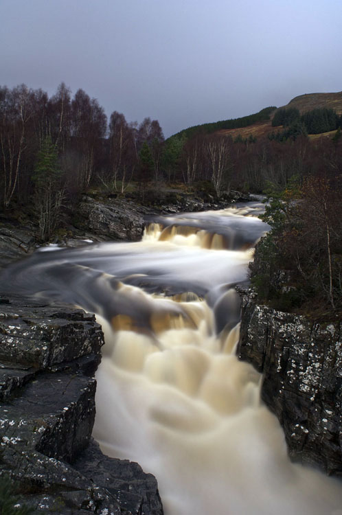 Silver Bridge Falls