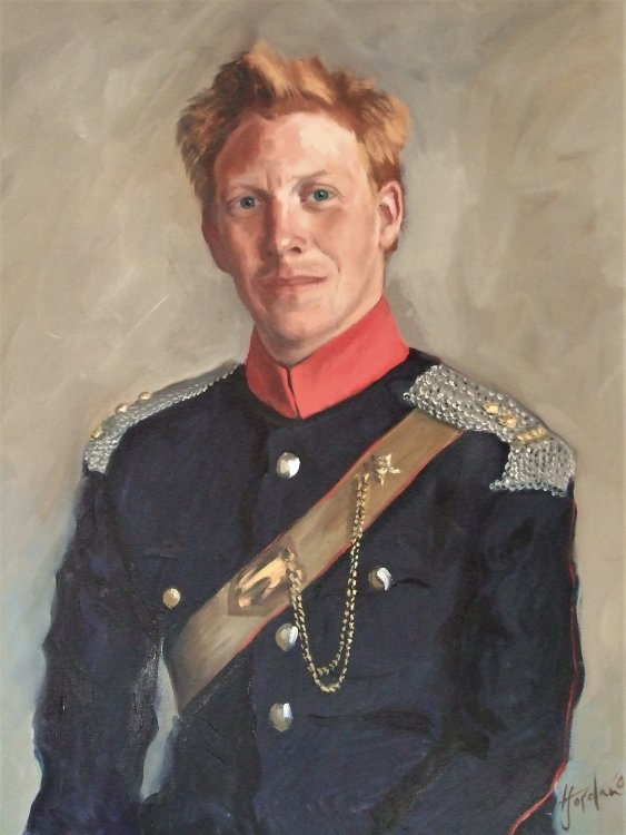 9th 12th Lancer, Hughie
