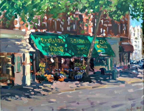 Elizabeth King the Deli, Parson's Green