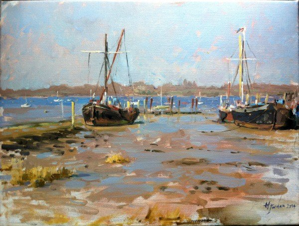 Pin Mill, Suffolk