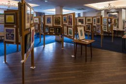 Summer Exhibition (Masonic Hall) 2015