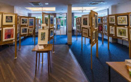 Summer Exhibition (Masonic Hall)2015
