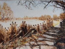 Winnall Moor - Winchester.