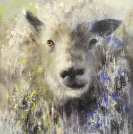 Lynne Davis - sheep