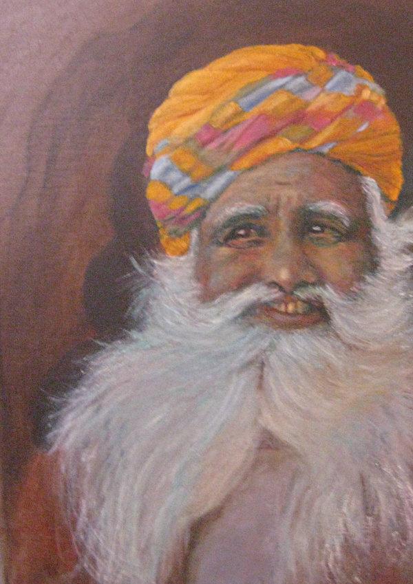 Gentleman of Rajastan