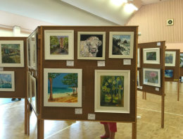 Spring Exhibition (Wellow) 2017