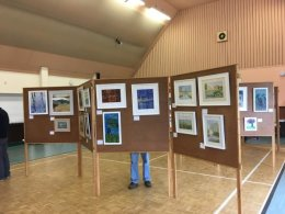 West Wellow - Spring Exhibition