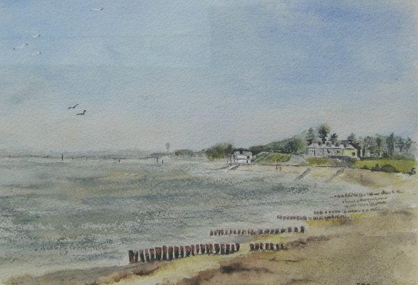 Lepe Beach